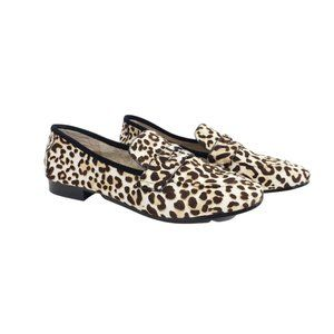 Marc Fisher Animal Print Loafers
